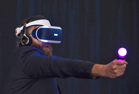 Έρχεται νέα βελτιωμένη έκδοση του Sony PSVR headset