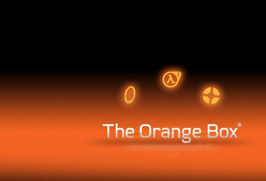 Το θρυλικό The Orange Box της Valve έκλεισε 10 χρόνια ζωής!