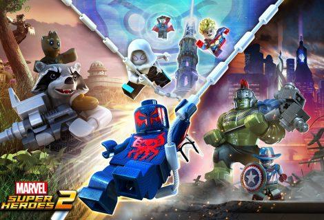 Ο Thor πρωταγωνιστεί στο νέο trailer του LEGO Marvel Super Heroes 2!