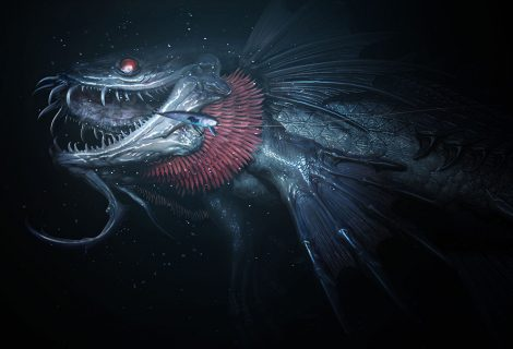FFXV: Monsters of the Deep DLC με υποστήριξη PSVR