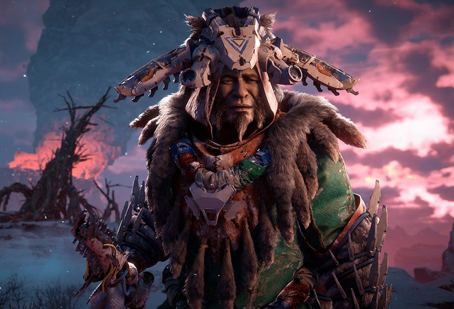 Εκτενές gameplay από το Horizon Zero Dawn: The Frozen Wilds