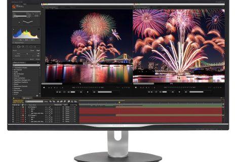 Η εκπληκτική Philips οθόνη Adobe RGB, QHD και υποδοχή USB-C είναι... δύναμη!