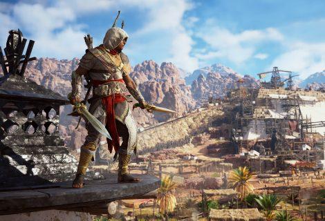 Οι πειρατές ξαναχτυπούν, καθώς σπάνε την PC version του Assassin's Creed: Origins!