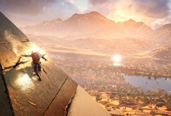 Μαθήματα ιστορίας με το Assassin's Creed Origins!