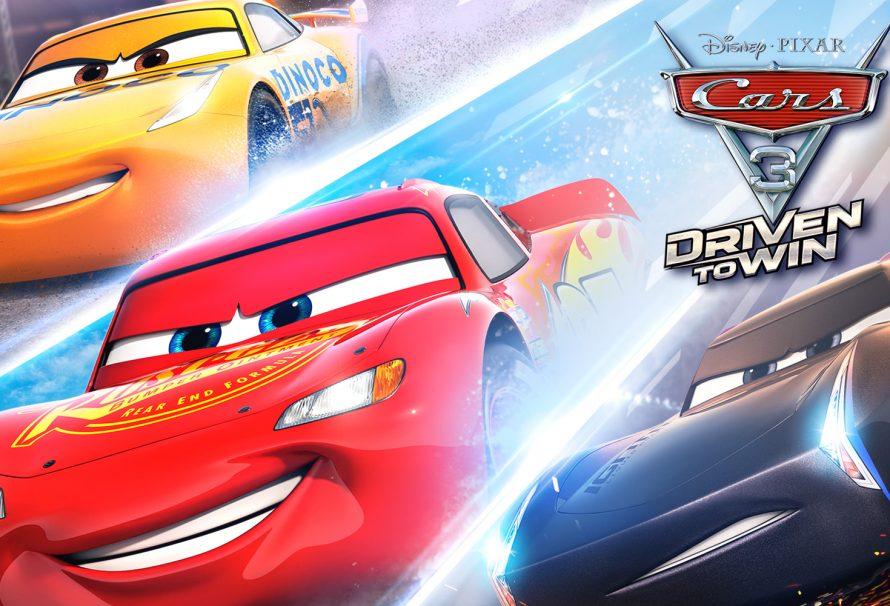 [ΕΛΗΞΕ] Σούπερ Διαγωνισμός! Κερδίστε 9 copies του Cars 3: Driven to Win!