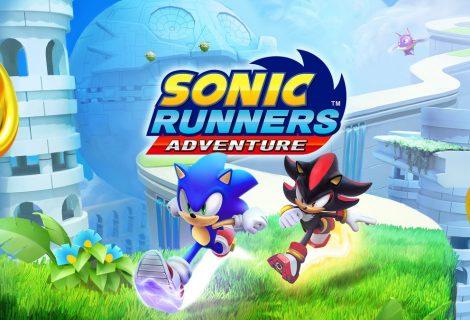 To Sonic Runners Adventure κυκλοφόρησε για mobile συσκευές!
