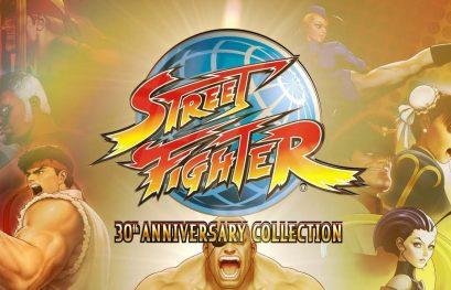 Η Capcom γιορτάζει τα 30 χρόνια του Street Fighter με σούπερ συλλεκτική έκδοση!