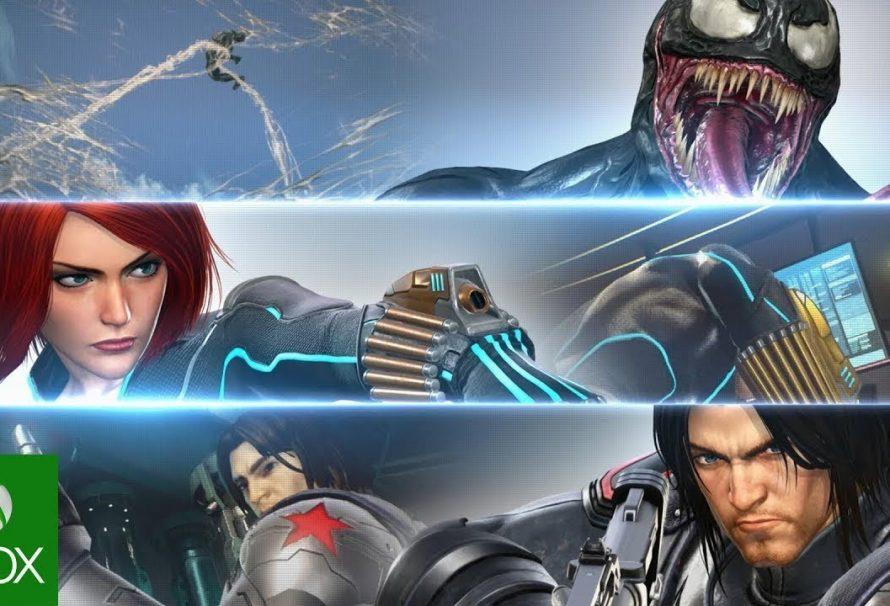 Οι Winter Soldier, Black Widow και Venom μπαίνουν στο roster του Marvel vs. Capcom: Infinite!