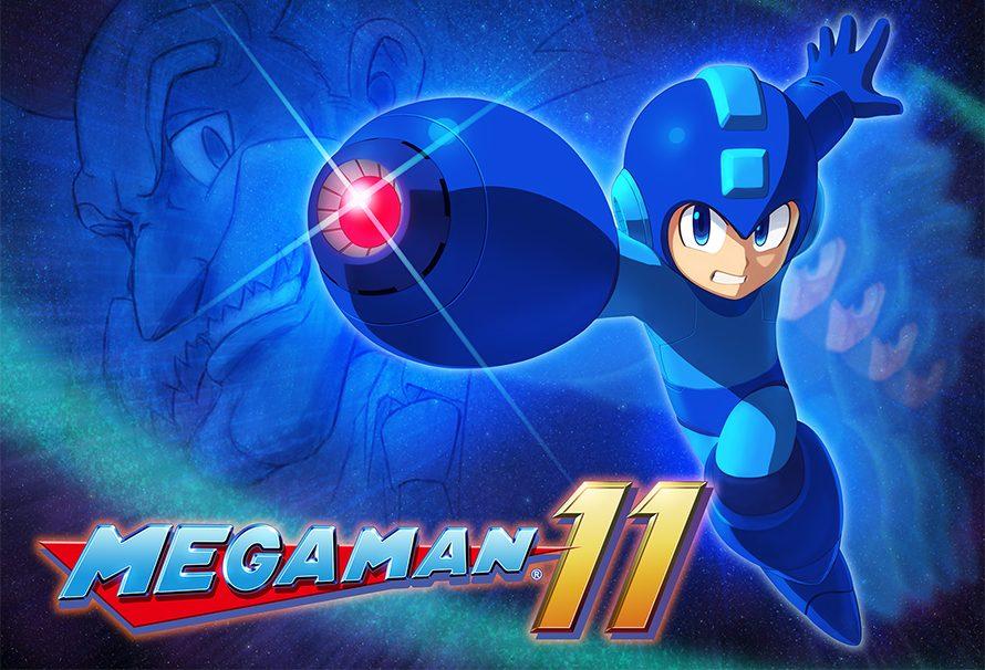 Mega Man 11: ανακοινώθηκε επίσημα και κυκλοφορεί το 2018