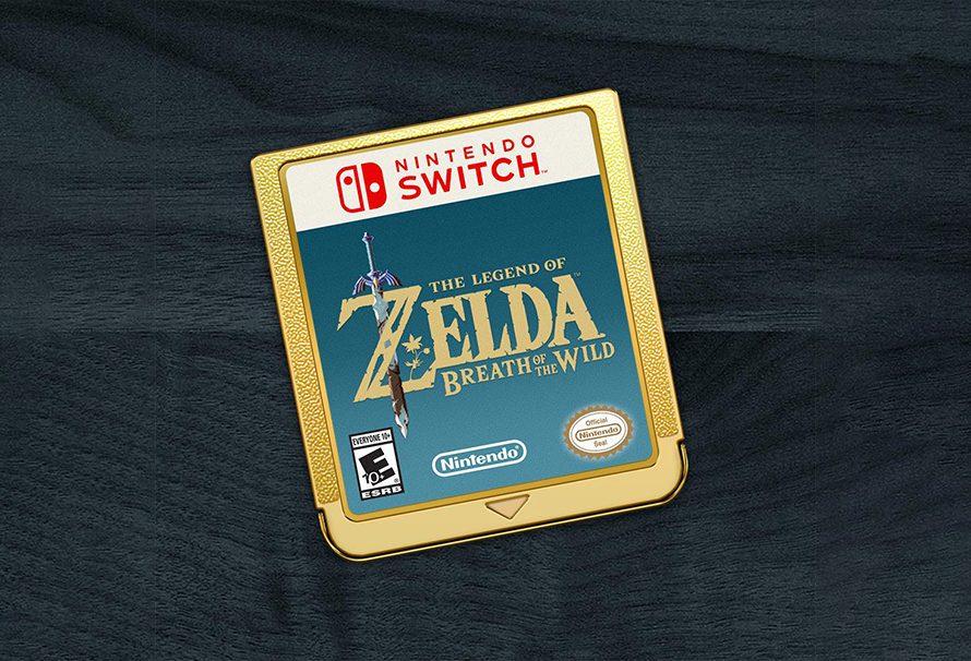 Το 2019 θα δούμε game cards των 64GB για το Nintendo Switch