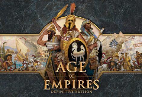 To Age of Empires: Definitive Edition κυκλοφορεί τον Φεβρουάριο!
