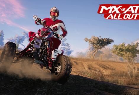MX vs ATV All Out και ζήστε την απόλυτη off-road εμπειρία οδήγησης!