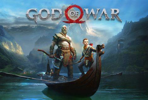 Τρέλα! God of War στις 20 Απριλίου (check το νέο σούπερ trailer)!
