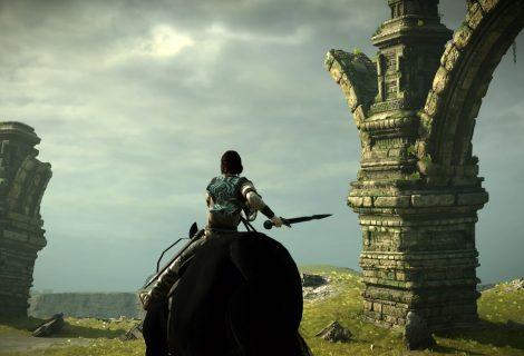 Story trailer για το remake του Shadow of the Colossus και ακόμη να… πειστείτε;