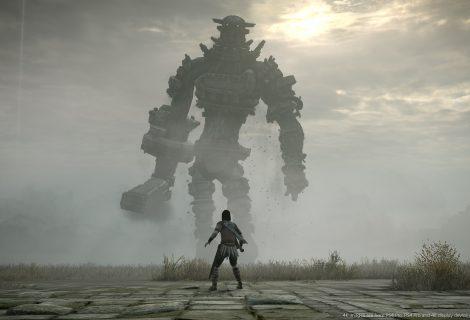 Το νέο trailer του Shadow of the Colossus μας άφησε με το στόμα ανοικτό!