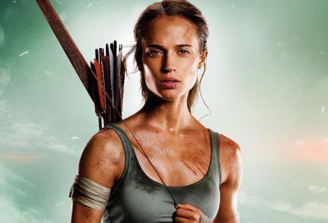 «Βουτιά» στην περιπέτεια με το νέο trailer της ταινίας: Tomb Raider!