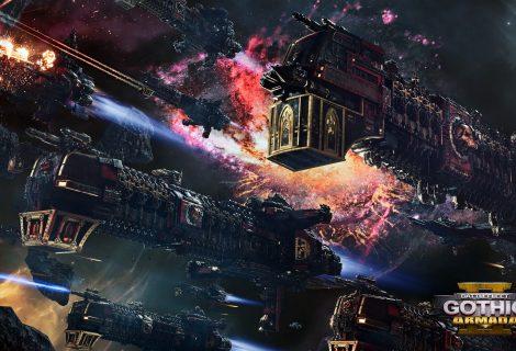 Battlefleet Gothic: Armada 2 και ετοιμαστείτε για epic RTS διαστημικές μάχες!
