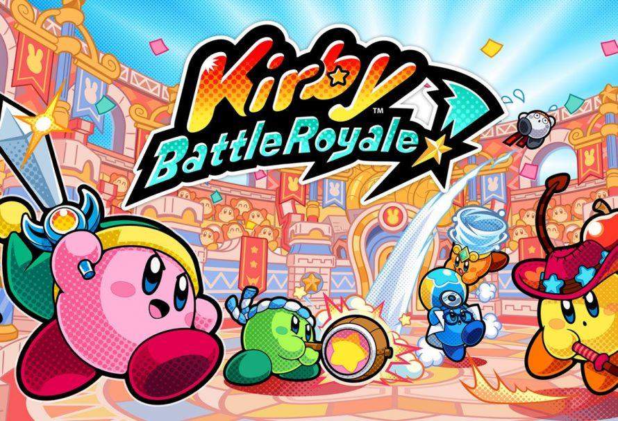 Kirby Battle Royale: το retro twist στο φαινόμενο!