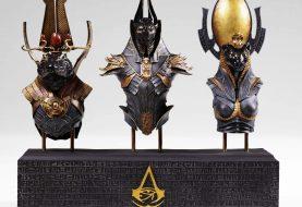 Σούπερ συλλεκτικό figurine των 3 bosses του Assassin's Creed Origins!