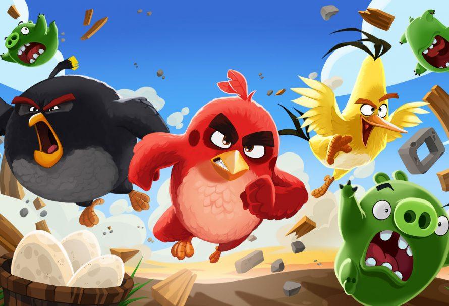 Το τέλος των Angry Birds πλησιάζει; Η μετοχή της Rovio χάνει τη μισή της αξία!