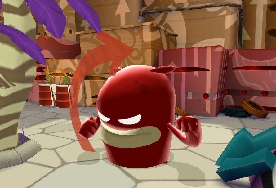 Το De Blob θα κυκλοφορήσει στο Nintendo Switch!
