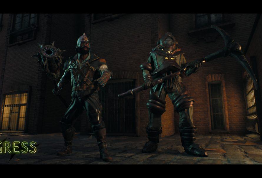 Egress… ή όταν το Battle Royale συναντάει τα RPGs και το Dark Souls!