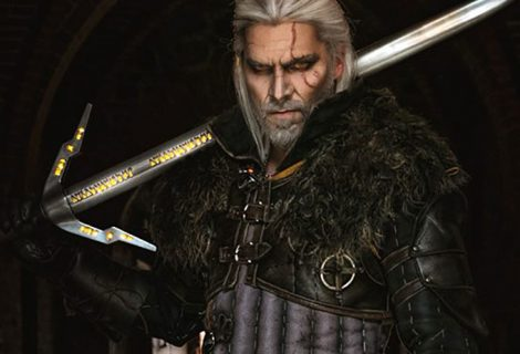 Geralt of Rivia vs. Chuck Norris σημειώσατε… 1!