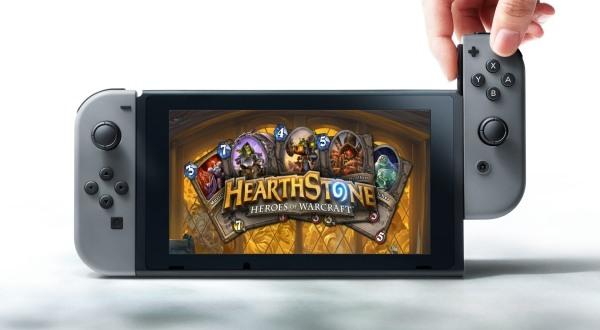 Hearthstone στο Switch; Δυστυχώς δεν πρόκειται να συμβεί…