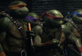 ΕΠΟΣ! Τα Χελωνονιντζάκια μοιράζουν φάπες στο Injustice 2!