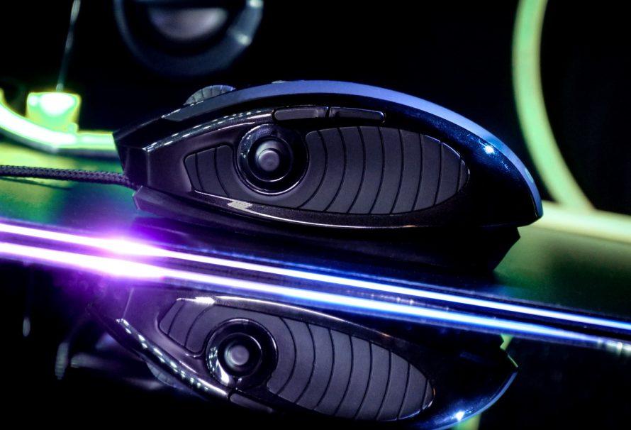Lexip, το all-in-one 3D gaming mouse με 2 joysticks που είναι το απόλυτο όπλο!