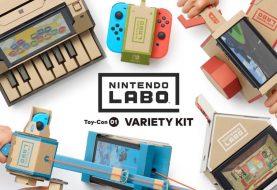 Περισσότερες ματιές στο Nintendo Labo με 3 νέα videos!