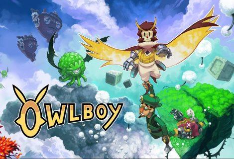 Η physical edition του αγαπημένου και βραβευμένου adventure Owlboy κυκλοφορεί στις 29/5!