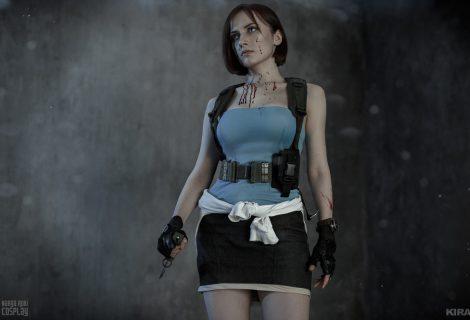 Δείτε μία εκπληκτική Jill Valentine να τα βάζει με… ορδές από zombies!