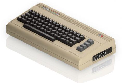 "THEC64 Mini: Η ""μεγάλη επιστροφή"" του Commodore 64!"