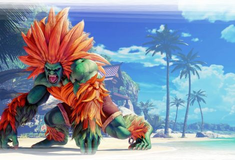 Η ατμόσφαιρα… ηλεκτρισμένη! Ο Blanka έρχεται στο Street Fighter 5: Arcade Edition!