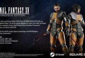 Τα Half-Life και Final Fantasy XV… ενώνονται!
