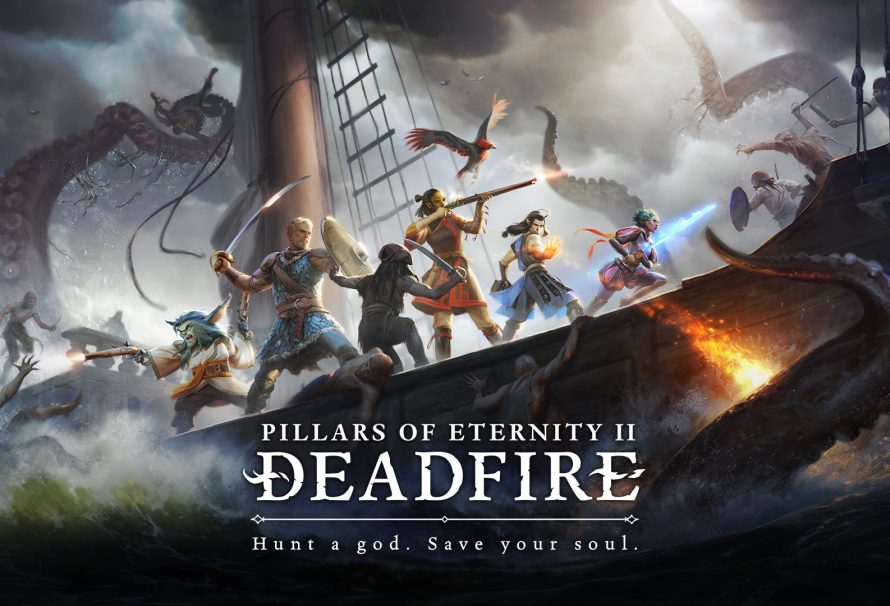 Το Pillars of Eternity 2: Deadfire… έρχεται!