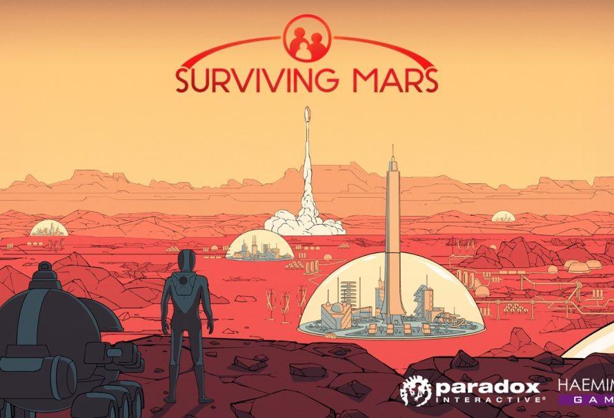 Ανακοινώθηκε ημερομηνία κυκλοφορίας για το Surviving Mars!