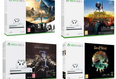 Xbox One S bundles: Σούπερ πασχαλινές προσφορές!