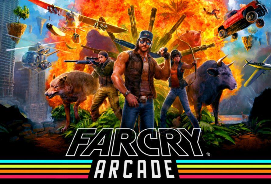 Το Arcade Mode του Far Cry 5 δείχνει… θεοπάλαβο και είναι η αποθέωση της δημιουργίας!