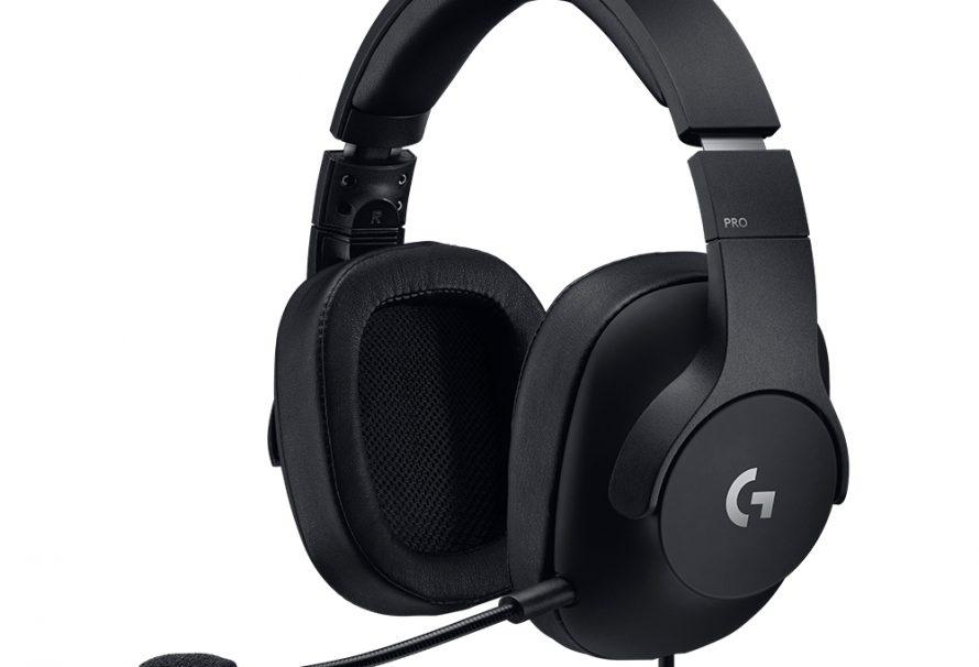 Logitech G PRO Gaming headset «Ιδανικά για pro gamers (και για όσους αισθάνονται Pro)»!