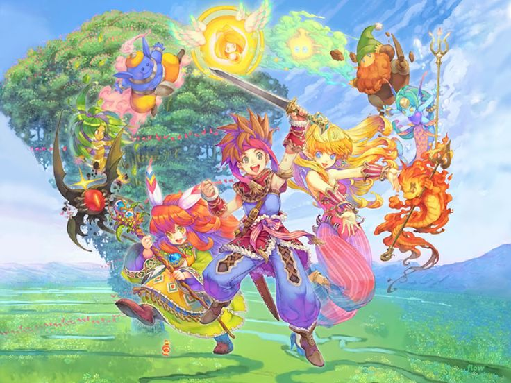 Secret of Mana Review