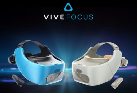 To standalone headset: HTC Vive Focus, κυκλοφορεί μέσα στο 2018!