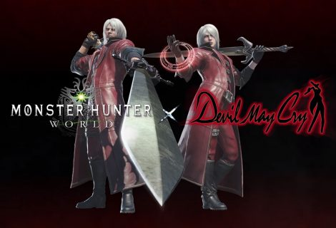 Έρχεται ο Dante του Devil May Cry στο Monster Hunter World