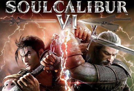 Ο Geralt από το Witcher πρωταγωνιστεί στο Soul Calibur VI