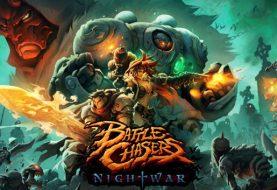 To ξεχωριστό JRPG, Battle Chasers: Nightwar, κυκλοφορεί στο Switch στις 15/5!