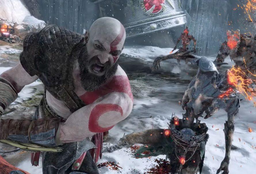 Το God of War πουλάει περισσότερα από 5 εκατ. copies μέσα σε μόλις ένα μήνα!
