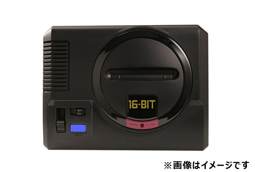 Sega Mega Drive Mini… Ανακοίνωση – έκπληξη από την θρυλική εταιρεία!