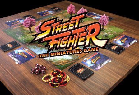 Το Street Fighter γίνεται board game και ρίχνει το… Kickstarter!
