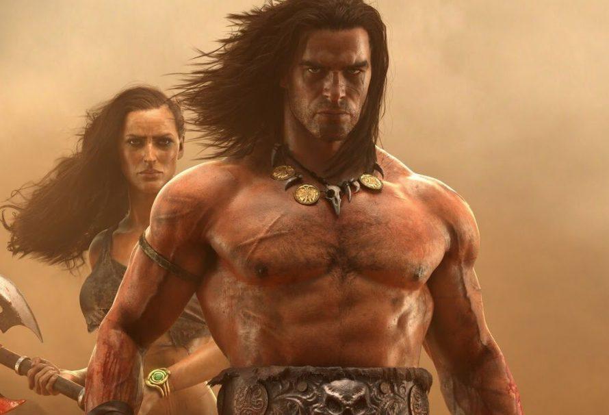 To full release του Conan Exiles πλησιάζει και το νέο trailer του μας «ψήνει»!